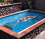 Original Endless Pools Swimming Machine