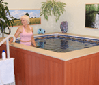 Water Therapy and Exercise Pool