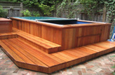Deck Swimming Pool