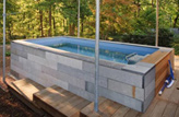 Deck Swimming Pools