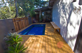 Inground Deck Swim Spas