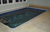 Inground Garage Pools