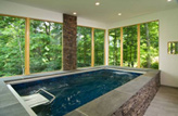 Above Ground Sunroom Pools