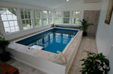 Sunroom Swimming Pools