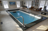 Inground Sunroom Pool