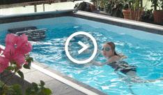 Fiberglass Pool Video